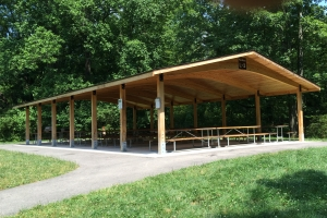 Fort Washington State Park - MHL-3 Pavilion